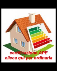 Certificato APE